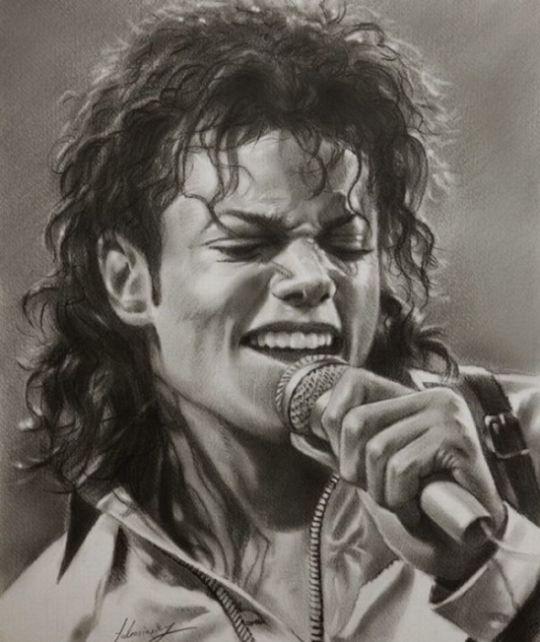 Celebrities Drawn in Pencil (18 pics)