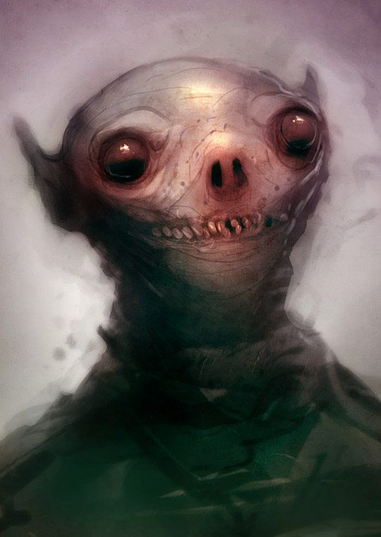 Different Types of Aliens (33 pics)