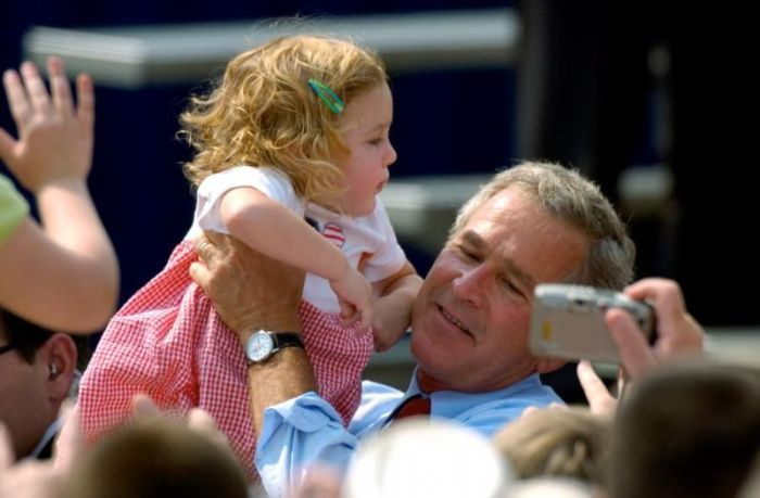 Politicians with Kids (21 pics)