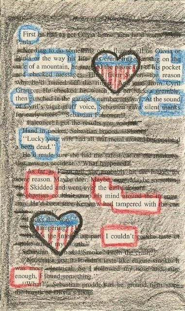 Altered Book Heart of a Hunter (87 pics)