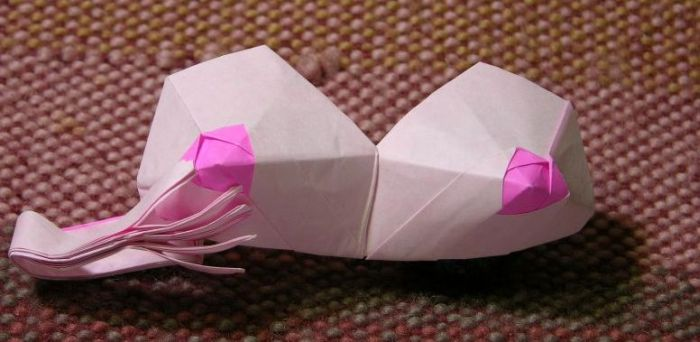 Awesome Origami Creations 25 Pics
