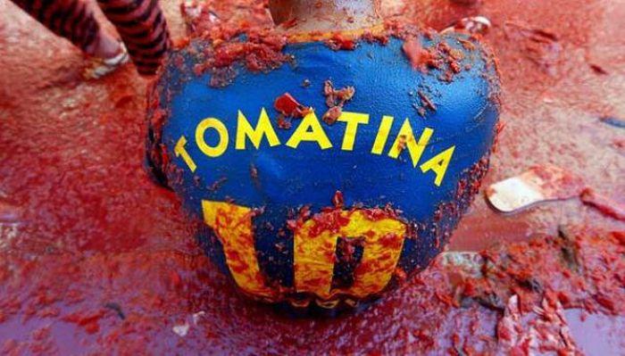 Tomatina 2010 (64 pics)