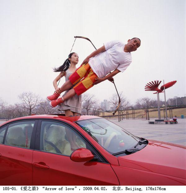 Great Photos by Li Wei (26 pics)