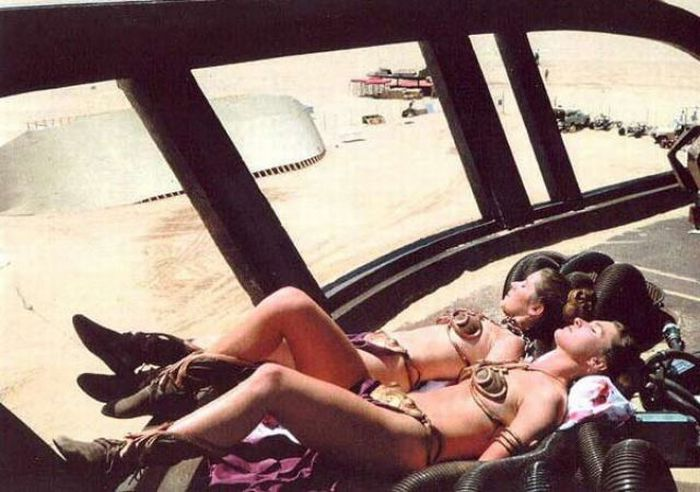 Rare Star Wars Photos (113 pics)