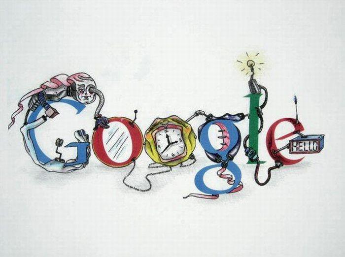 Google Logo Drawn By Kids (39 pics)