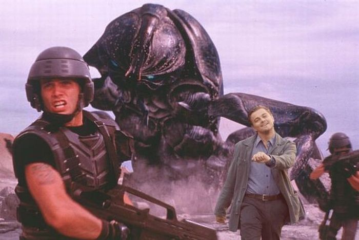 Happy Leonardo DiCaprio (73 pics)