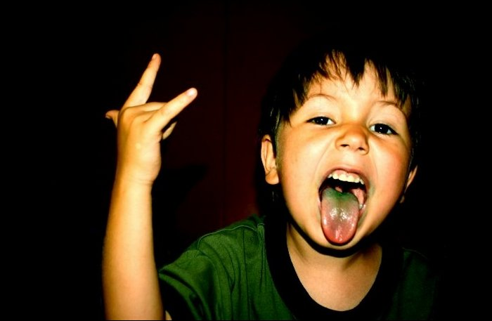 Punk Kids (17 pics)