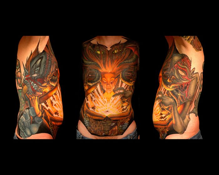 Awesome Tattoos by Jesse Smith (38 pics)