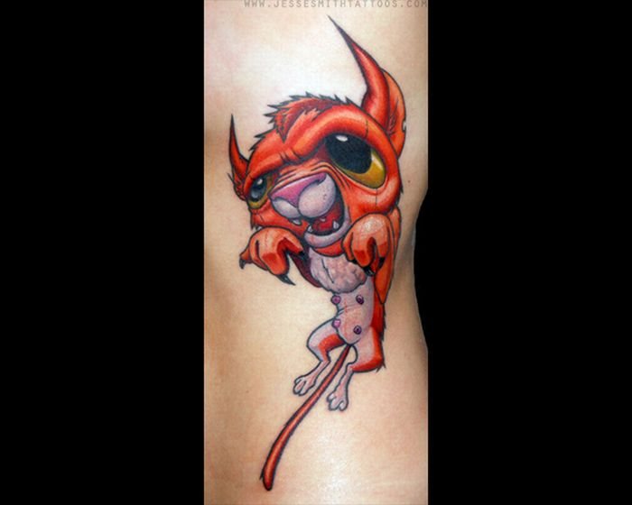 14a6f6268 Awesome Tattoos by Jesse Smith (38 pics)