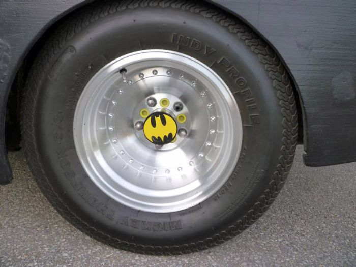 1985 Porsche Batmobile (8 pics)