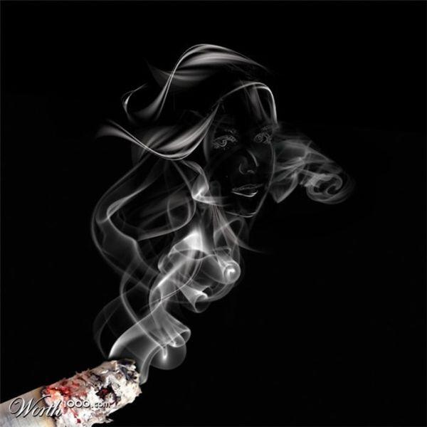 Beautiful Smoke Art (23 pics)