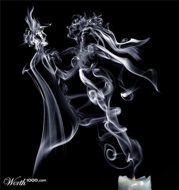 Beautiful Smoke Art (23 pics)