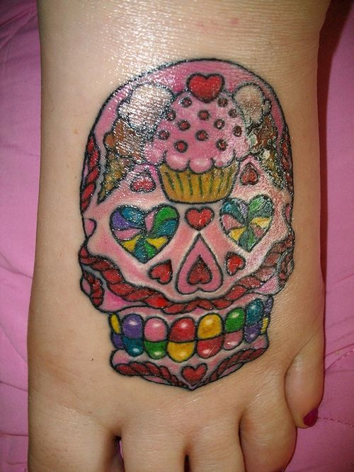 Ice Cream Tattoos (30 pics)