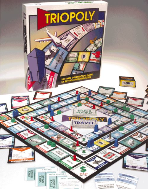 Monopoly Turns 75 (50 pics)