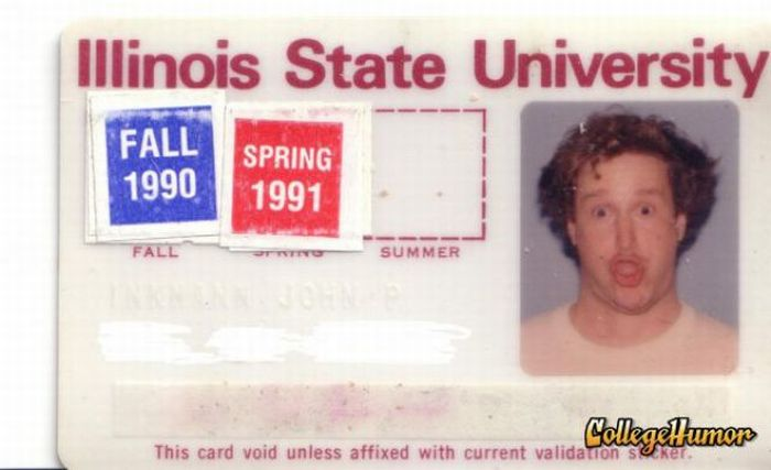 Funny ID Cards (30 pics)