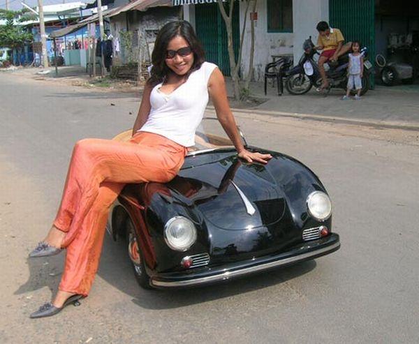 Amazing Children's Car (24 pics)