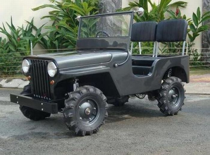Willys Jeep. children car 16 Amazing Childrens Car image gallery