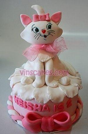 Cat Cakes (16 pics)