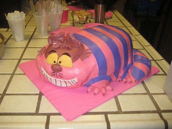Tortas de gatos