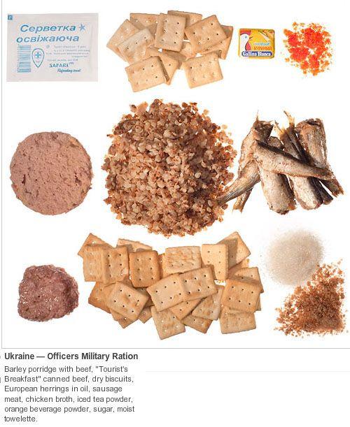 Combat Meals in Afghanistan (13 pics)