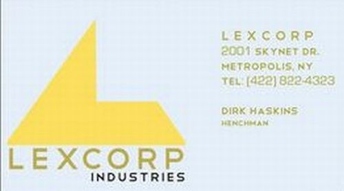 Fictional Business Cards (21 pics)