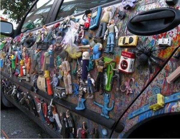 Toy Car (5 pics)