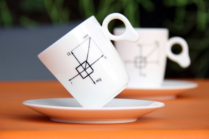 Zero-Gravity Coffee Cup (7 pics)