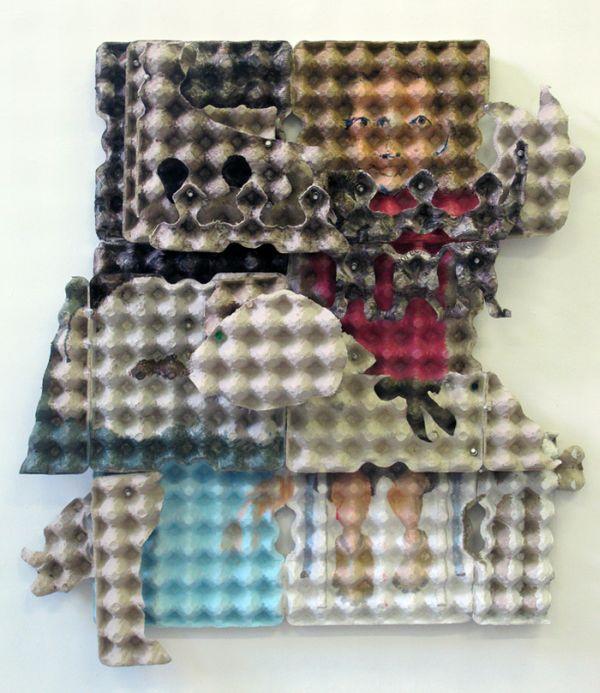Eggbox Art (17 pics)