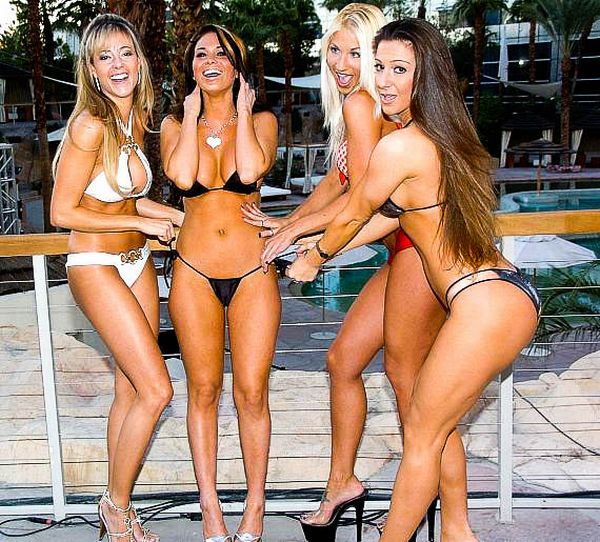 Photos of topless girls at las vegas pools opinion