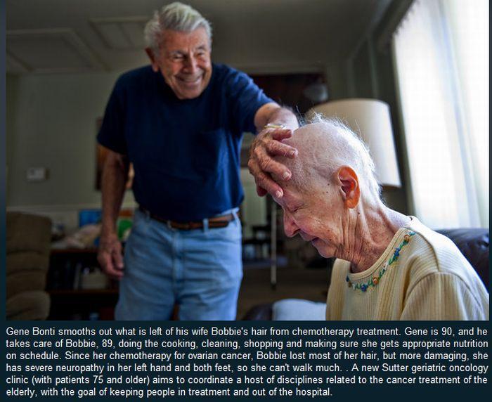 Love and Caregiving (18 pics)