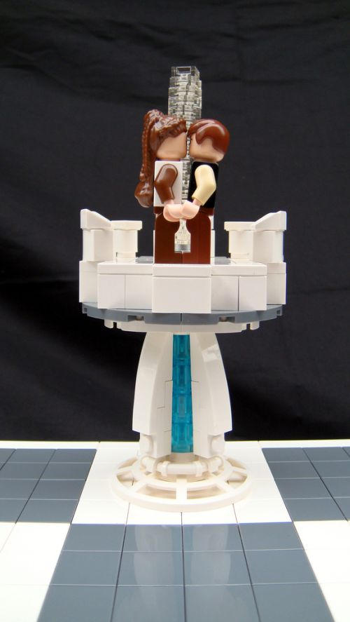 The Empire Strikes Back Lego Chess (22 pics)