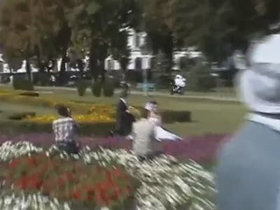 Wedding Disaster in Russia