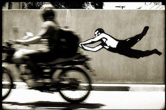 When Graffiti Comes Alive (15 pics)