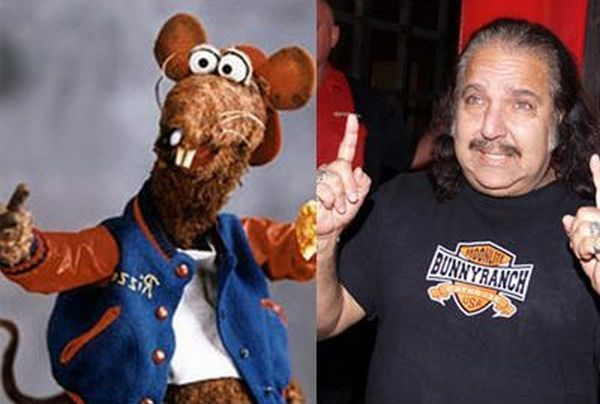 Celebrities as Muppets (30 pics)
