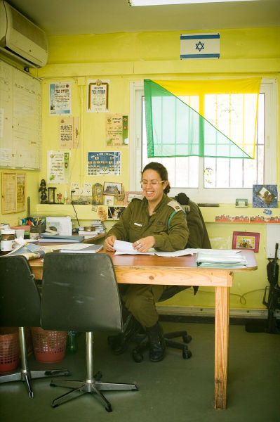 Girls of Israel Army Forces. Part 2 (53 pics)