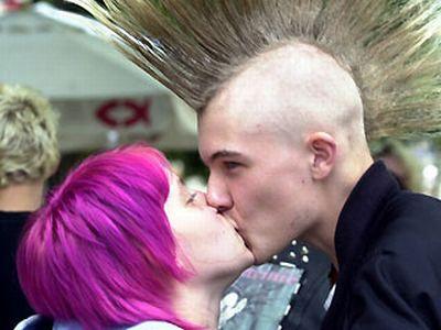 Punks in Love (14 pics)