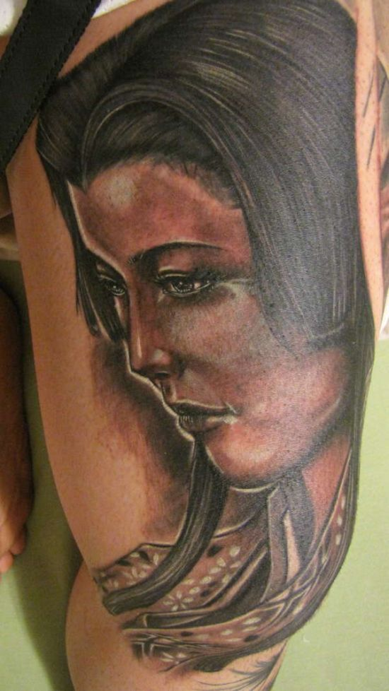 Creative Tattoo Design (25 pics)