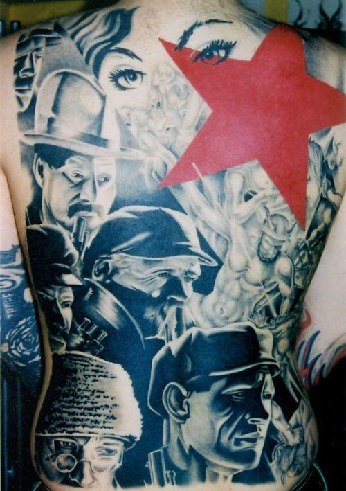 Creative Tattoo Design (25 pics)