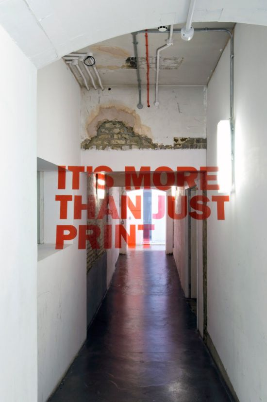 It's More Than Just Print... (8 pics)