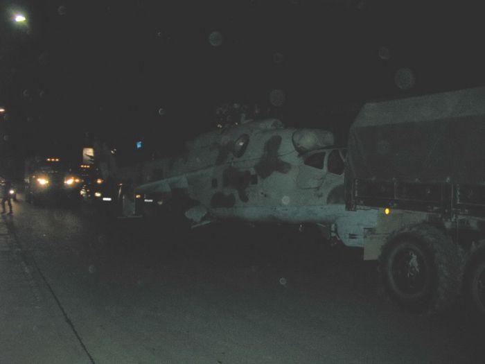 Unusual Crash in Russia (4 pics)