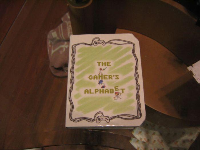 Gamer's Alphabet (15 pics)
