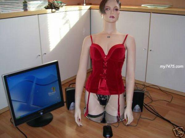 PC Girl (6 pics)