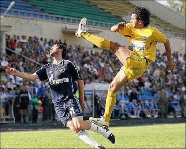 Perfectly Timed Sport Photos (39 pics)