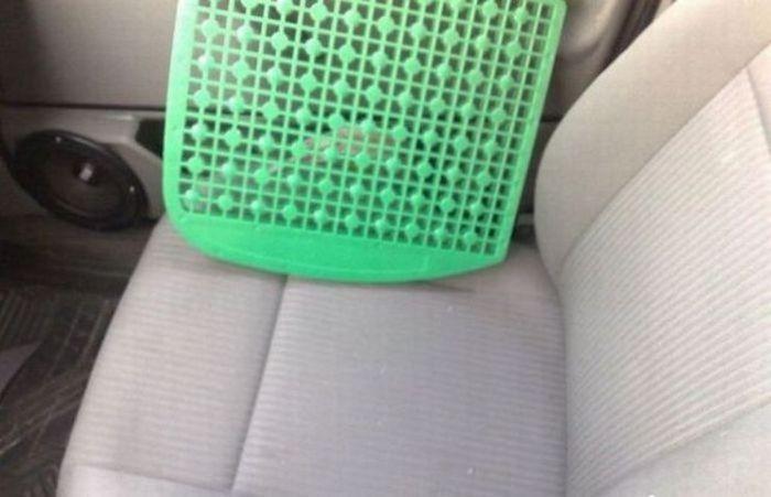 Non-Heated to Heated Seats (15 pics)