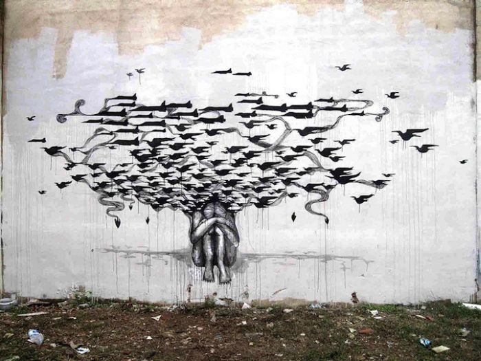 Street Art that Is Worth to Be Seen (37 pics)