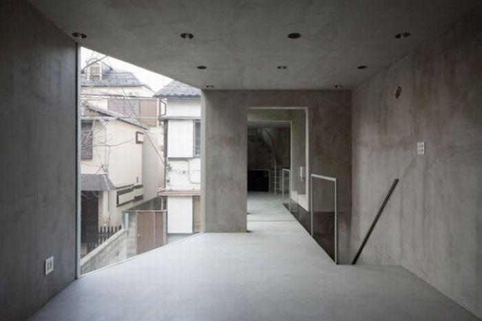 Unusual Building in Tokyo (19 pics)