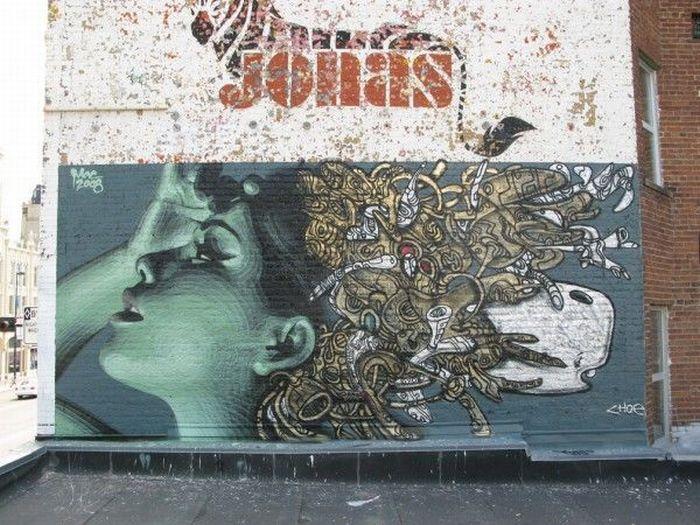 Beautiful Graffiti (32 pics)