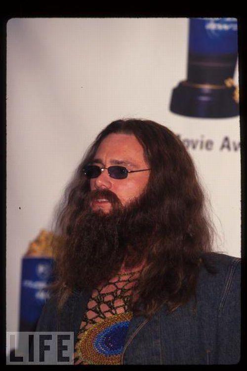 Celebrities in Ridiculous Disguises (24 pics)
