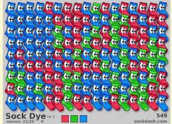 Sock Dye