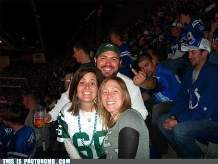 Photobombs. Part 6 (69 pics)